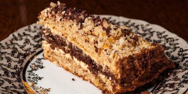 Как сделать торт «Генерал» в домашних условиях: пошаговый рецепт