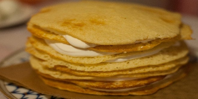 Как приготовить торт Молочная девочка в домашних условиях