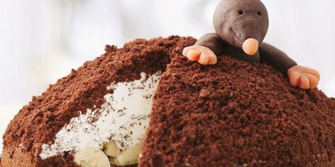 Торт «Норка крота»: как приготовить десерт в домашних условиях