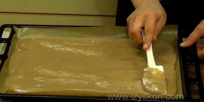 Готовое тесто для выпекания торта слеза слона рецепт с фото пошагово.