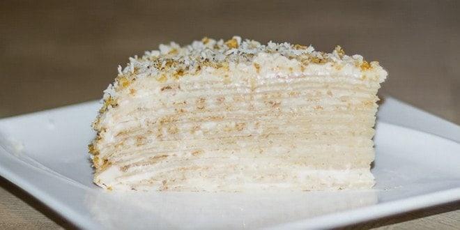 Самый удачный крем для блинного торта: 3 лучших рецепта!