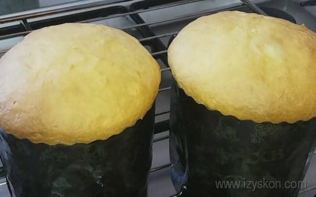 Убедитесь, что это лучший рецепт пасхального кулича!