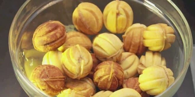 Рецепт орешек пошаговый