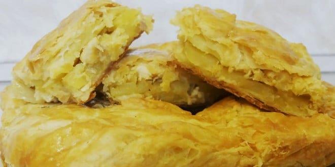 Как приготовить пирог с капустой и картошкой