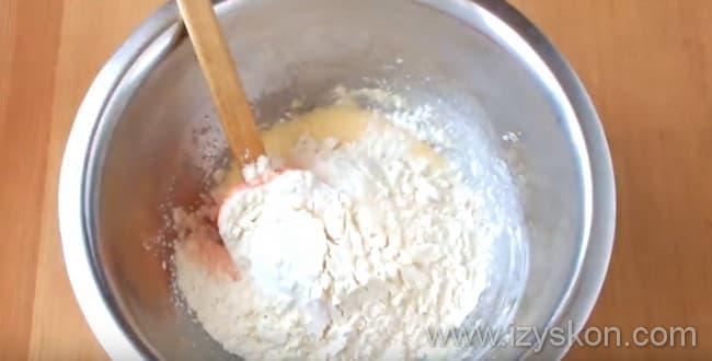 Вишневый пирог с безе рецепт из песочного теста
