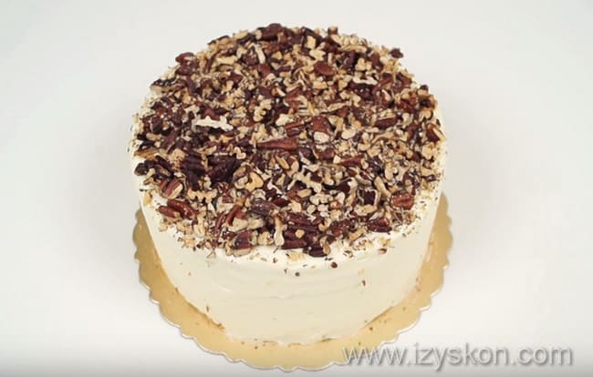 видео рецепта приготовления торта колибри в домашних условиях