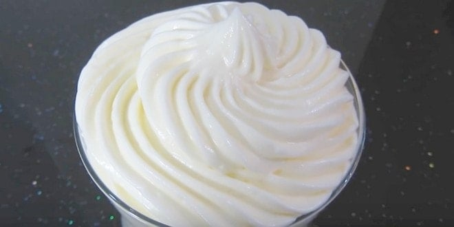 Пошаговый рецепт сметанного крема для торта