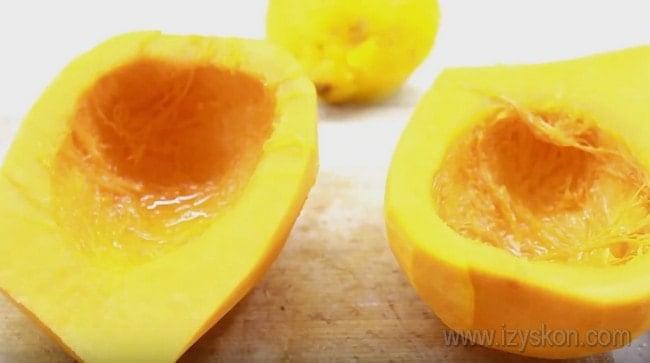 По этому рецепту вы сможете приготовить цукаты из тыквы быстро и вкусно.