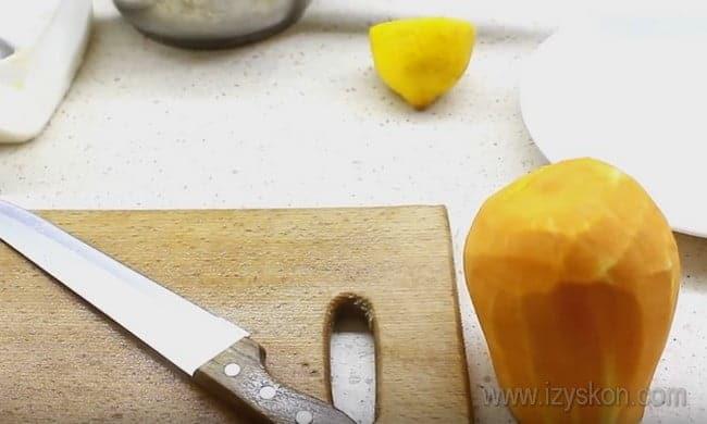 Приготовим цукаты из тыквы по простому рецепту в духовке.