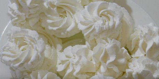 Пошаговый рецепт творожно-сливочного крема для торта