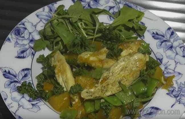 Надеемся, вам понравились наши рецепты блюд из тыквы с курицей.