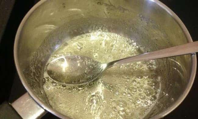Варим сахарный сироп