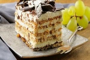 Пошаговый рецепт Египетского торта с фото