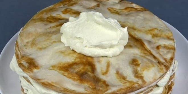 Пошаговый рецепт крема для торта Медовик