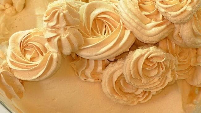Рецепт карамельного крема с пошагово
