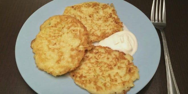 Драники из кабачков рецепт пошаговый с