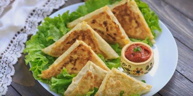 Начинка для жареного лаваша рецепты простые и вкусные пошаговые