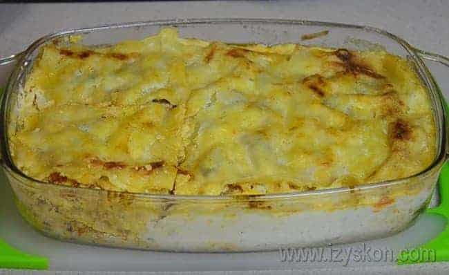 Блюдо будет готовиться в духовке 40 минут.