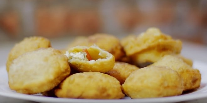 Пирожки бомбочки пошаговый рецепт с