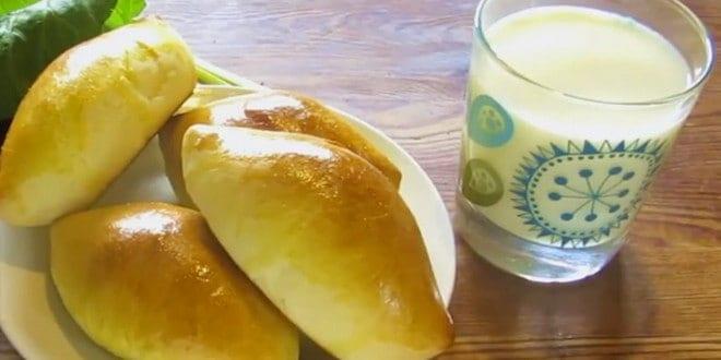 Пошаговый рецепт приготовления пирожков с ревенем