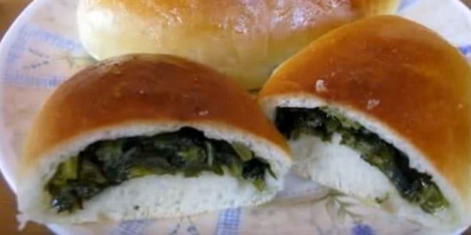 Пошаговый рецепт приготовления пирожков с щавелем