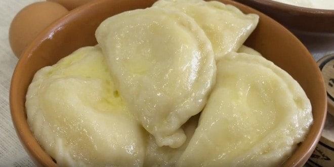 Как приготовить вареники пошаговый рецепт
