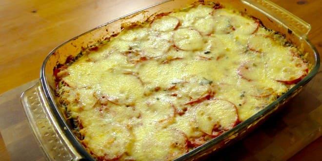 Баклажаны и кабачки рецепты быстро и вкусно с фото