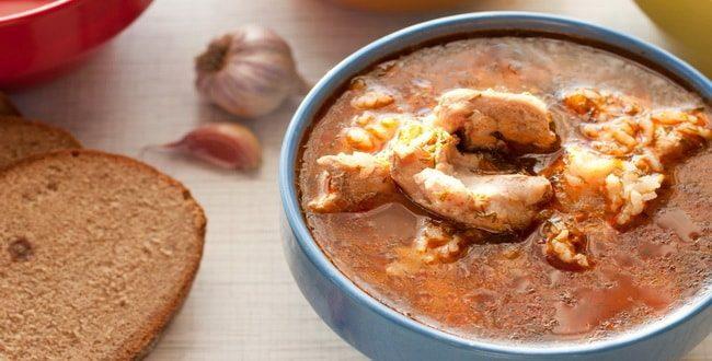 суп харчо из свинины пошаговый рецепт с фото