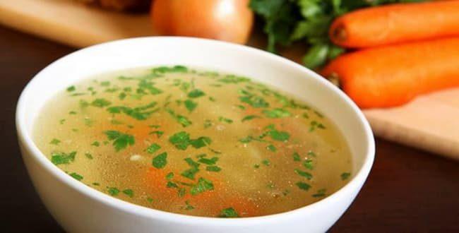 Сварить суп из индейки