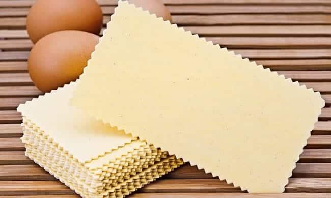 Как приготовить тесто для лазаньи в домашних условиях по пошаговому рецепту с фото