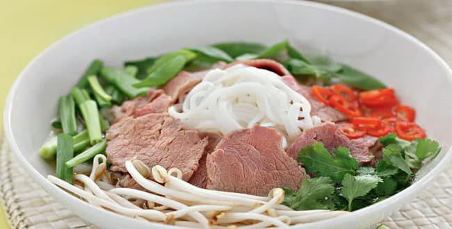 Пошаговый рецепт вьетнамского супа Фо Бо