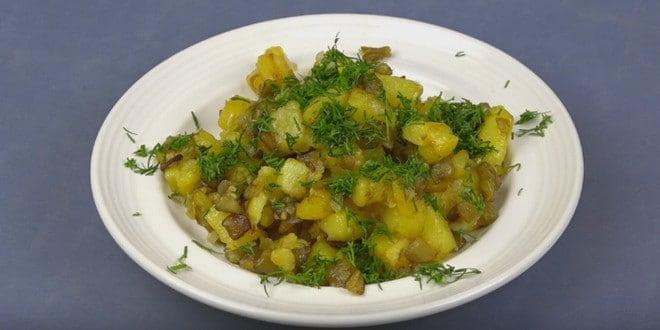 Тушеные баклажаны с картошкой. Многообразие вкуса
