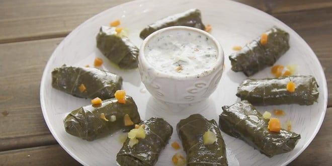 соус для долмы рецепт без кефира