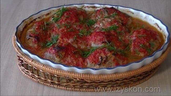Попробуйте приготовить гречаники в духовке