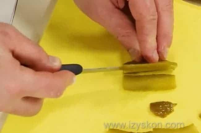 Читайте рецепт приготовления польского соуса для рыбы