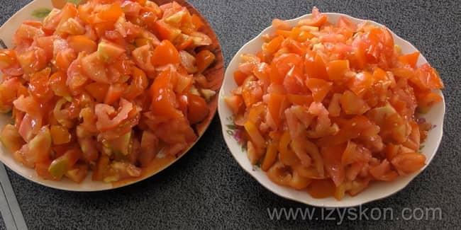 Попробуйте приготовить лечо из болгарского перца без уксуса,