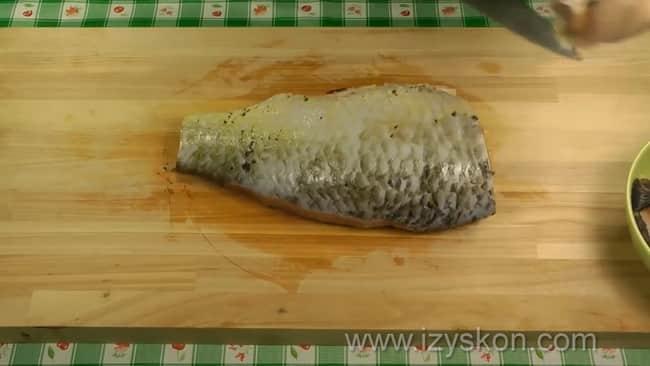 Рыба хе из щуки, пошаговый рецепт