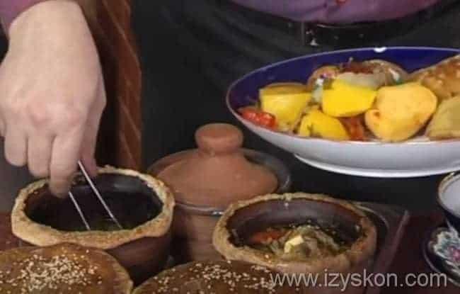 Как приготовить азербайджанскую хашламу из баранины на костре по подробному рецепту