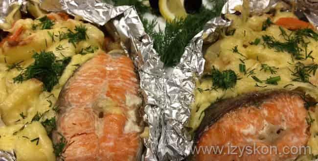 Вот как нужно приготовить рыбу в духовке по рецепту