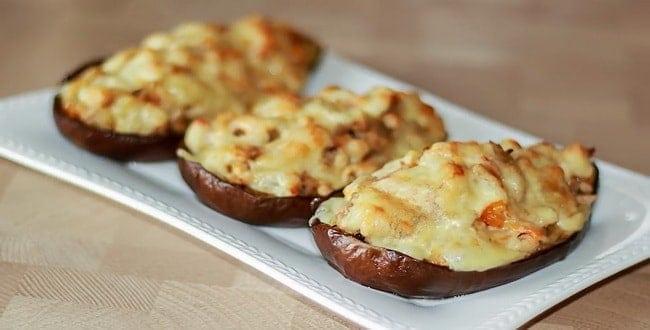 Как приготовить фаршированные баклажаны в духовке по пошаговому рецепту с фото