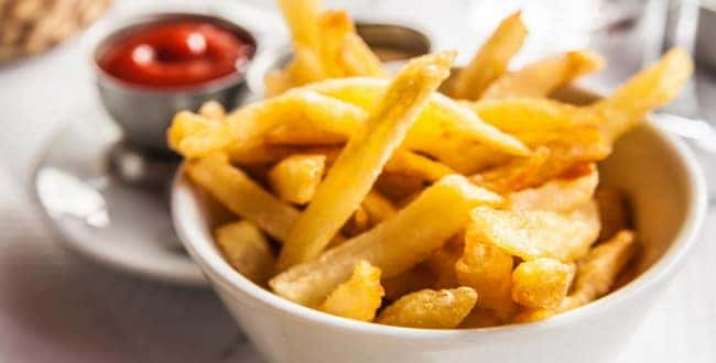 как правильно ивкусно приготовить для детей картошку фри визит: Рассорка