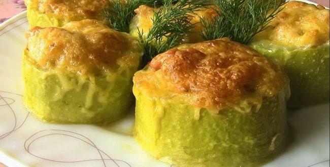 Как приготовить фаршированные кабачки в духовке, на сковороде и в мультиварке по пошаговому рецепту с фото