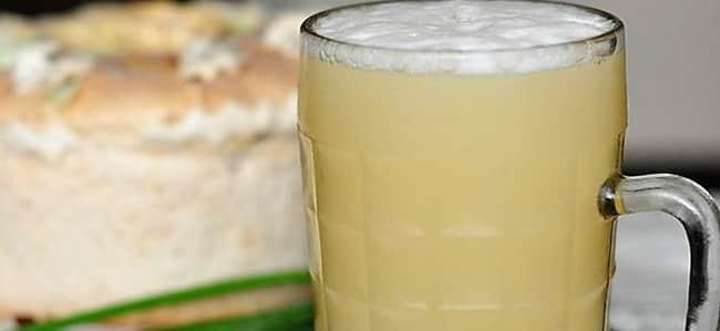 Как приготовить овсяный квас по пошаговому рецепту.