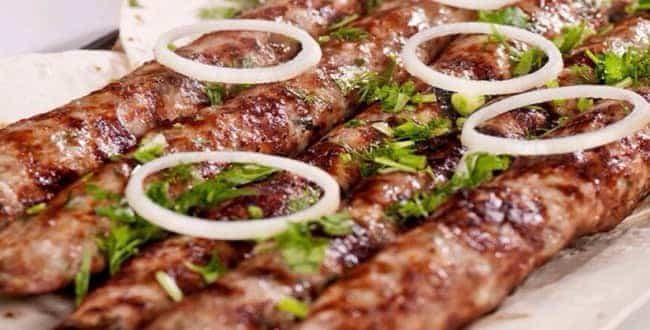 Как приготовить люля-кебаб из фарша на мангале по пошаговому рецепту с фото