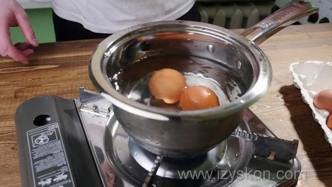 Если вы е знаете сколько варить яйца в мешочек, смотрите нашу статьюю.