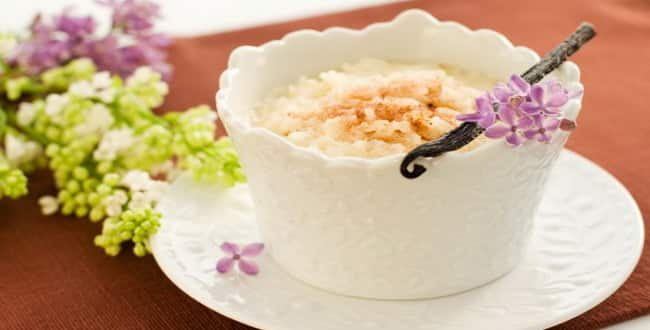 Как приготовить рисовый пудинг по пошаговому рецепту с фото