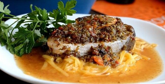 Как приготовить рыбу под маринадом по классическому пошаговому рецепту с фото