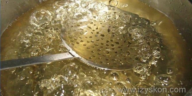 готовим сироп