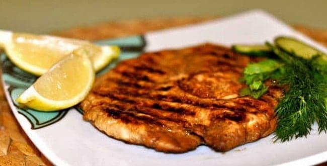 Как замариновать стейки индейки для жарки- рецепт пошаговый с фото