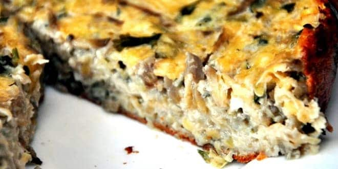 Пошаговый рецепт приготовления запеканки из кабачков в мультиварке